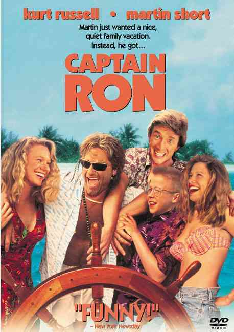 CAPTAIN RON BY RUSSELL,KURT (DVD)